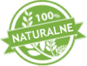 100% naturalne